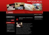 Sitio web de Hotel Brisas del Sur