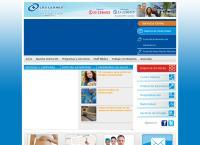 Sitio web de CLÍNICA LOS LEONES