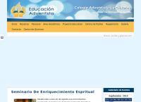 Sitio web de Colegio Adventista la Cisterna
