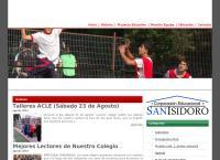 Sitio web de Colegio San Carlos de Quilicura