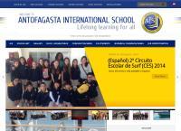 Sitio web de colegio internacional antofagasta s a