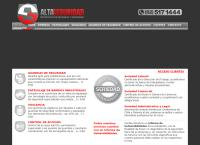 Sitio web de alta seguridad limitada