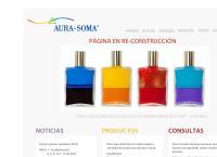 Sitio web de Aura-Soma