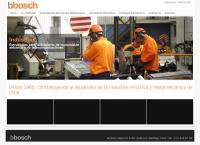 Sitio web de B Bosch SA