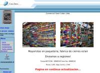 Sitio web de CASA SUEZ LTDA.