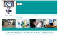 Sitio web de Cloro Val S a