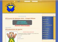 Sitio web de Colegio Millawe