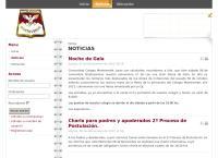Sitio web de Colegio Monteverde Anexo