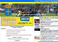 Sitio web de Colegio Principado de Asturias