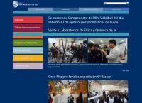 Sitio web de colegio francisco de asis s a