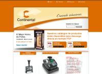 Sitio web de talleres de maquinas de escribir continental limitada