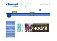 Sitio web de Dansel Multitiendas S.a