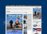 Sitio web de Defensa Global
