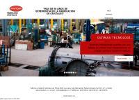 Sitio web de Fábrica Parabrisas Favitorr