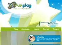 Sitio web de FUNPLAY
