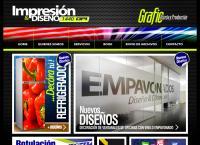 Sitio web de Grafica24