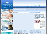 Sitio web de hospital clinico vina del mar s a