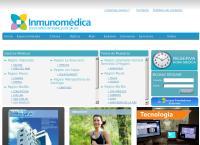 Sitio web de inmunomedica salud sa
