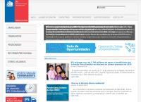 Sitio web de Inp