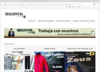 Sitio web de Jacel Calzado Industrial