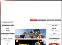 Sitio web de Comercializadora Lubritec Ltda.