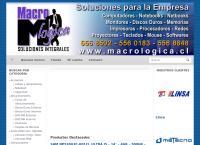 Sitio web de Macrologica