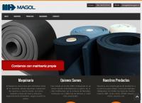 Sitio web de Magol