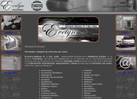 Sitio web de Maleteria Evelyn