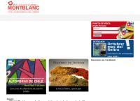 Sitio web de Anilinas Montblanc S.a.
