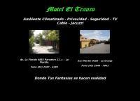 Sitio web de Motel el Trauco