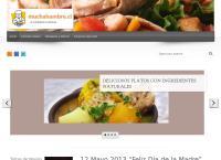 Sitio web de Muchahambre