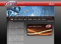 Sitio web de comercial orve limitada