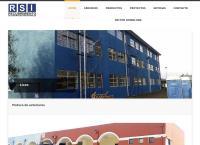 Sitio web de RSI LTDA.