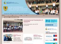 Sitio web de LICEO POLITÉCNICO SARA BLINDER DARGOLTZ