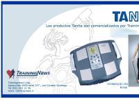 Sitio web de Tanita Chile