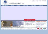 Sitio web de Transaco SA