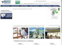 Sitio web de Santelices y Cia Ltda