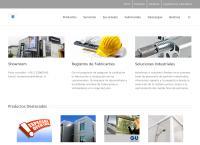 Sitio web de Alumco S a