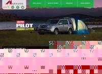 Sitio web de automotriz arauco ltda