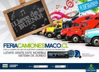 Sitio web de CAMIONES USADOS MACO Sucursal ANTOFAGASTA
