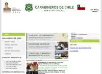 Sitio web de Carabineros de Chile, 30 Comisaría Radiopatrullas