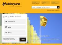 Sitio web de Chilexpress - Sucursal TEMUCO