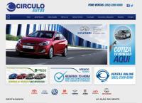 Sitio web de Circulo Usados Sucursal Talca Hyundai Division Usados