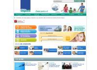 Sitio web de Clinica Vespucio S.a.