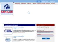Sitio web de Laboratorio Clinico Clinilab Limitada