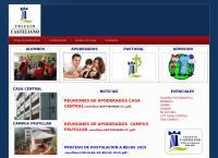 Sitio web de Colegio Casteliano