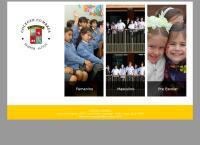 Sitio web de Colegio Cumbres
