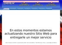 Sitio web de Comercial Daher Ltda