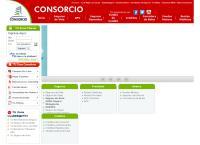 Sitio web de CONSORCIO - Sucursal Iquique