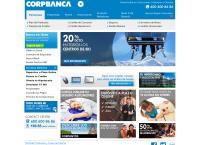 Sitio web de CORPBANCA - Sucursal Providencia